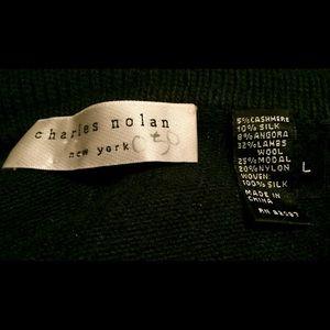 CHARLES NOLAN Sweaters - CHARLES NOLAN CARDIGAN SWEATER